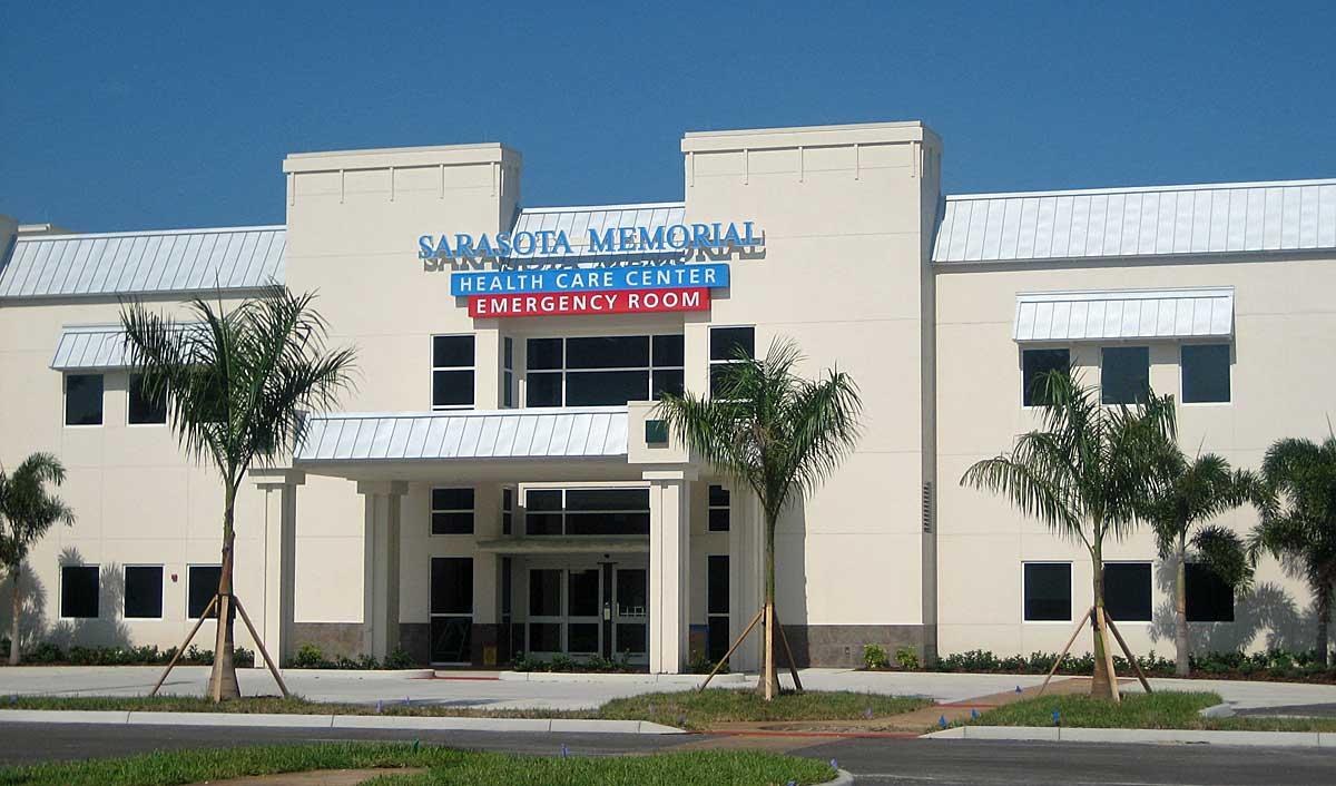 Sarasota Memorial Emergency Room North Port Fl